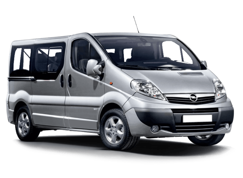 Minibus 9 seater